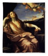 St Mary Magdalene 1632 Fleece Blanket
