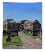 St Mary's Church - Whitby Fleece Blanket