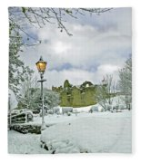 St Mary's Churchyard - Tutbury Fleece Blanket