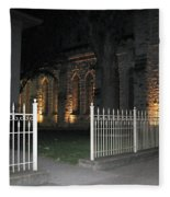 St Patrick Cathedral Fleece Blanket