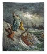 St. Paul: Shipwreck Fleece Blanket