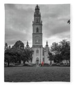 St Paul's Church A Portland Square Bristol England Fleece Blanket