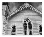 St Peter United Methodist Church-digital Art Fleece Blanket