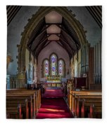 St Thomas Church, St Dogmaels Fleece Blanket