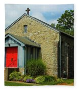 St. Timothy's Episcopal Church Fleece Blanket