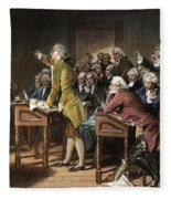 Stamp Act: Patrick Henry Fleece Blanket