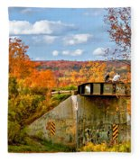 Stand By Me - Paint Fleece Blanket