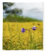Stand Out Fleece Blanket