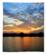 Stanton Lakes  Fleece Blanket