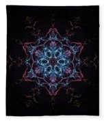 Star Birth Fleece Blanket
