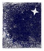Star Cluster Fleece Blanket