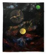 Star Dust Fleece Blanket