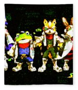 Star Fox Zero Fleece Blanket