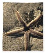 Star Of The Sea Fleece Blanket