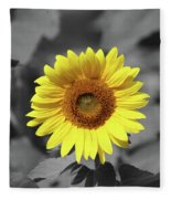 Star Of The Show - Standing Out Fleece Blanket