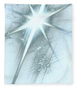 Star Of Wonder Fleece Blanket