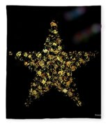 Star Fleece Blanket
