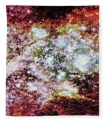 Star Travel, Day Xx37 Fleece Blanket