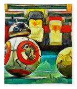 Star Wars Brothers - Pa Fleece Blanket