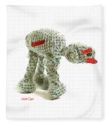 Star Wars Combat Crochet Armoured Vehicle Fleece Blanket
