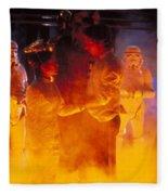 Star Wars Episode V The Empire Strikes Back Fleece Blanket