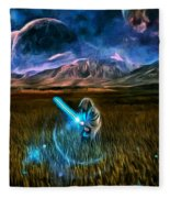 Star Wars Field Fleece Blanket