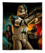 Star Wars Fighters Fleece Blanket