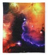 Stargazer - 01  Fleece Blanket