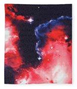 Stargazer - 02 Fleece Blanket