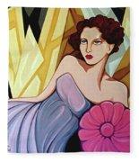 Starlet 1935 Fleece Blanket
