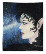Starlight Maiden Fleece Blanket