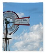 Starmill Fleece Blanket