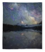Starry Night Fleece Blanket