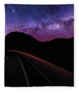 Stars Fleece Blanket