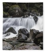 Stave Falls Fleece Blanket