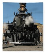 Steam Power Fleece Blanket