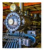 Steam Train 25 Fleece Blanket