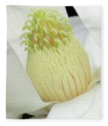 Steel Magnolia 41 Fleece Blanket