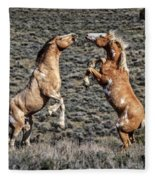 Steens Drama Fleece Blanket