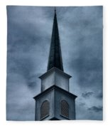 Steeple II Fleece Blanket