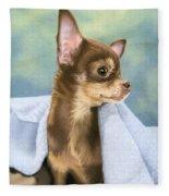 Stella Fleece Blanket