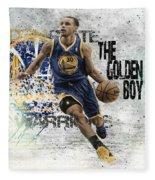 Stephen Curry Fleece Blanket