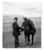 Stephen Mather (1867-1930) Fleece Blanket