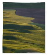 Steptoe Butte 12 Fleece Blanket