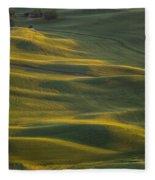 Steptoe Butte 14 Fleece Blanket