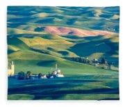 Steptoe View Fleece Blanket