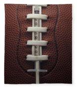 Steroid Use In Football Fleece Blanket