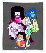 Steven Universo Fleece Blanket