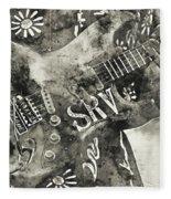 Stevie Ray Vaughan - 03 Fleece Blanket