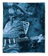 Stevie Ray Vaughan - 14 Fleece Blanket